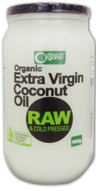 EXTRA VIRGIN ORGANIC COCONUT OIL 900g