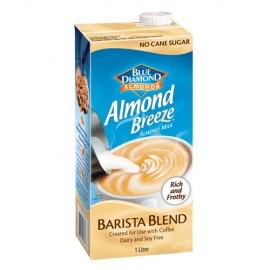 ALMOND BREEZE BARISTA MILK 1L