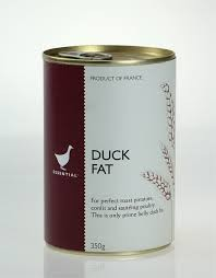 FRENCH DUCK FAT 350G