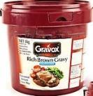 1KG GRAVOX RICH BROWN GRAVY MIX