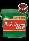 KNORR RICH BROWN GRAVY MIX GLUTEN-FREE 2KG