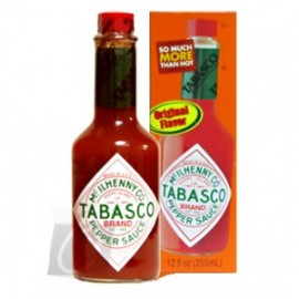 TABASCO SAUCE 355ml - USA
